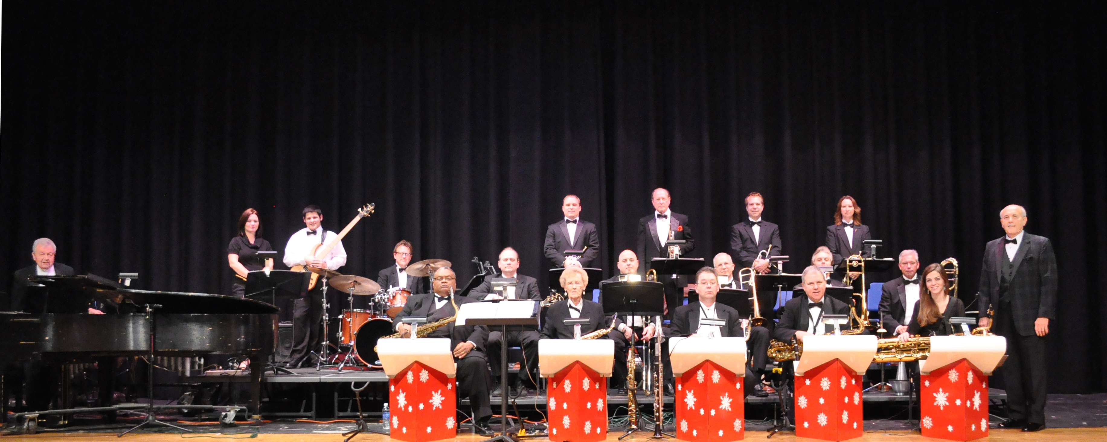 big band merry christmas concert 2013 picture - Big Band Christmas